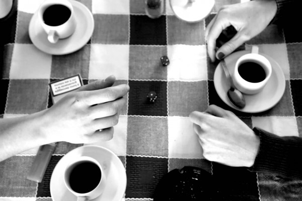 Coffee and Cigarettes - JJ
