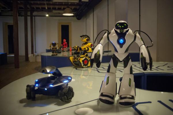 Robótica_ Robôs_Fábrica Centro Ciência Viva Aveiro_Site