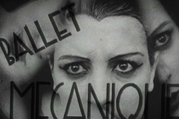 Ballet Mécanique, Fernand Léger e Dudly Murphy, 1924, 14'