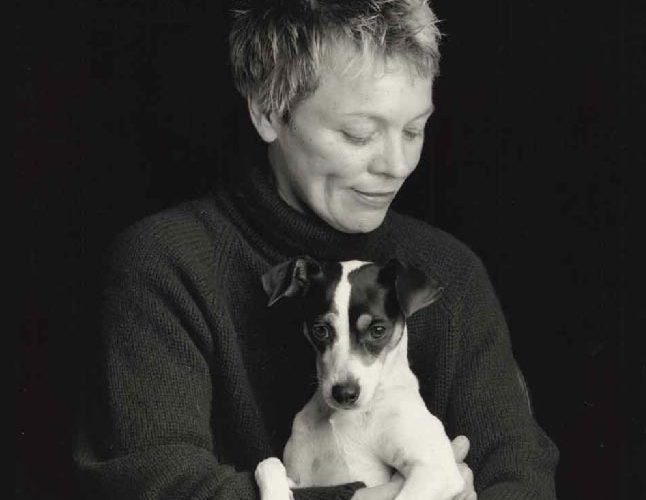 Heart of a Dog, Laurie Anderson, 2015, 75'
